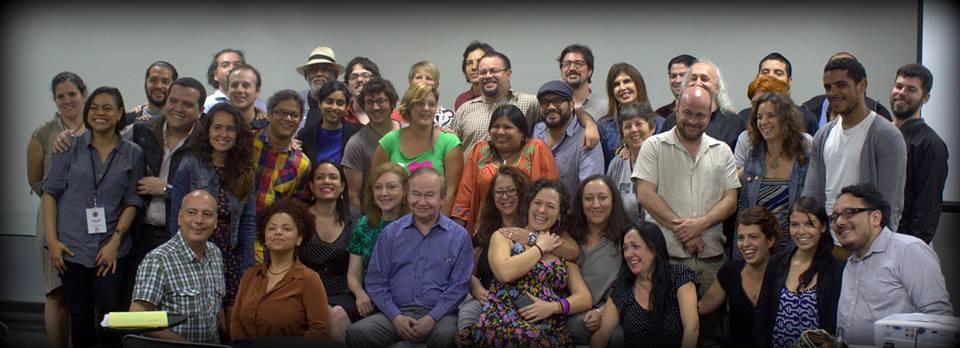 Participantes del Taller de proyectos cinematográficos IBERMEDIA