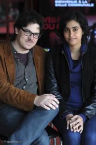 Natalia Cabral & Oriol Estrada in Visions du Reel