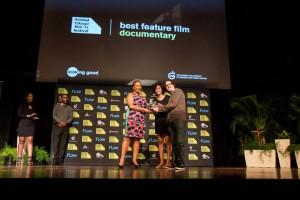 Oriol Estrada y Natalia Cabral ganan con TU Y YO premio al mejor largometraje documental en el Festival de Cine de Trinidad Tobago