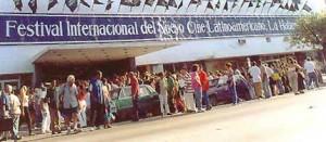 TU Y YO Y LA TRADICION de Oriol Estrada y Natalia Cabral en el 36 Festival de Cine de la Habana