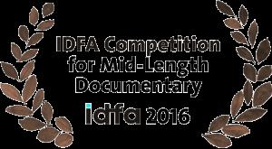 logo festival IDFA