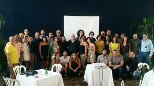 Faula Films, Natalia Cabral y Oriol Estrada en Encuentro coproduccion Puerto Rico Republica Dominicana
