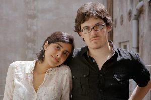 Imagen de los directores de cine Natalia Cabral y Oriol Estrada Faula Films